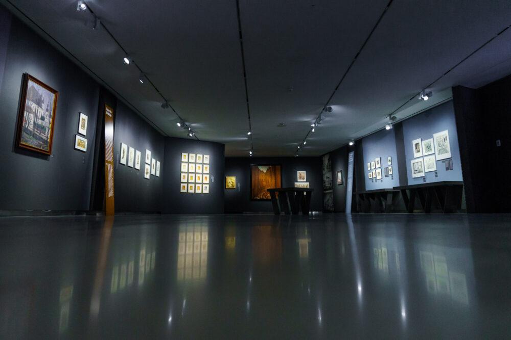 Paroda | Sunkus amžius | Vilnius | MO muziejus