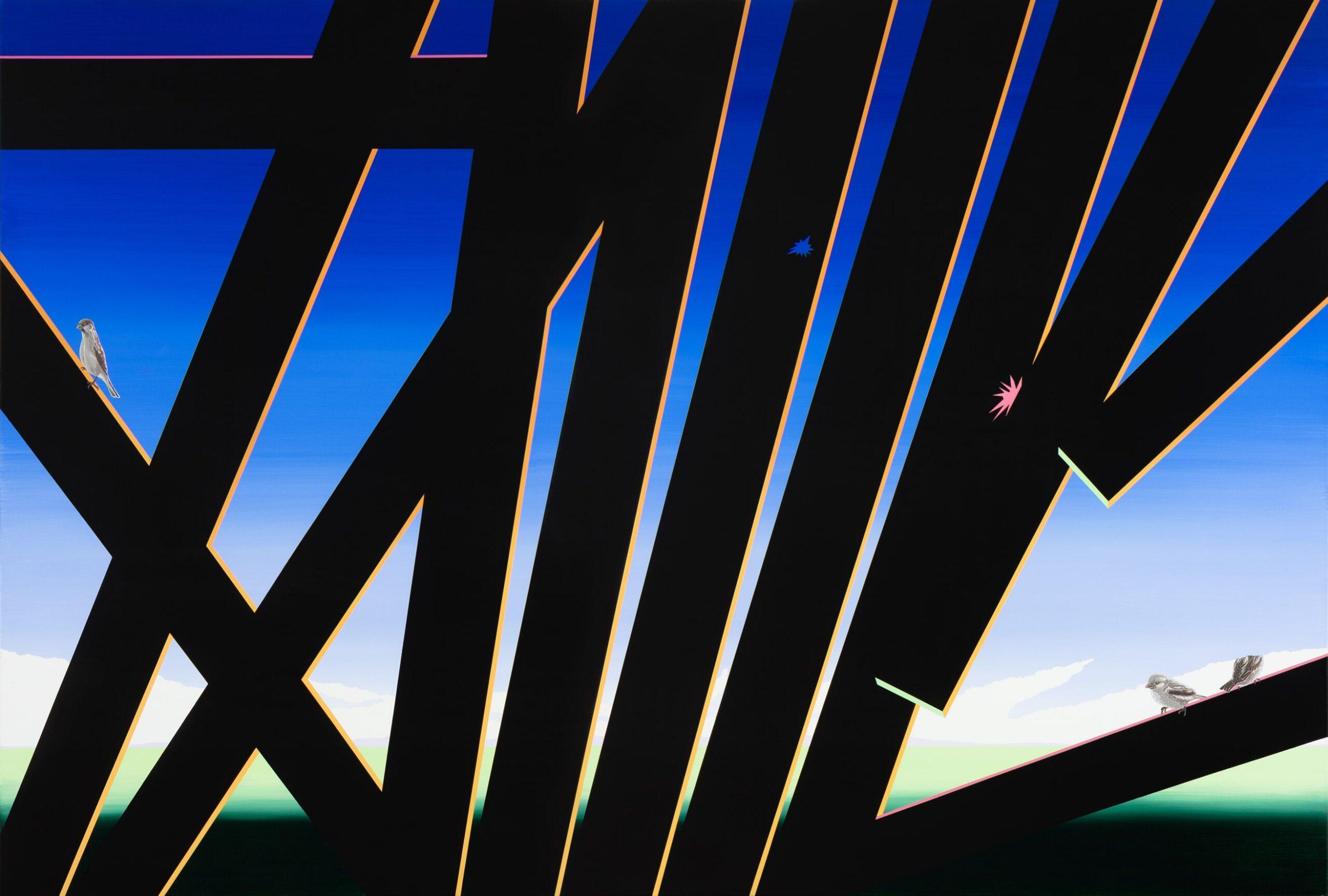 Jonas Jurcikas | The Fence II | MO kolekcija