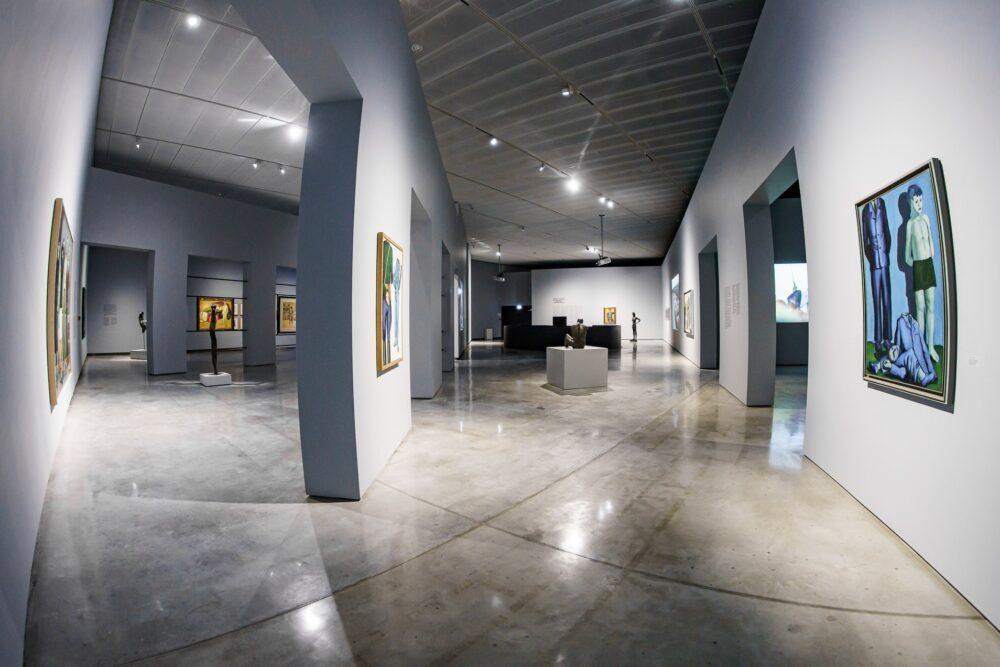 Sunkus amžius   Didžioji paroda   MO muziejus
