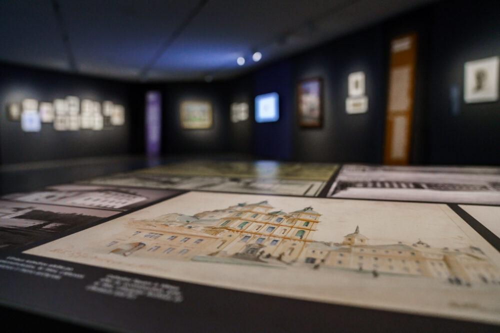 Sunkus amžius   Mažoji paroda   MO muziejus