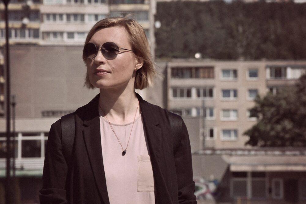 Marija Drėmaitė | Menas kurti Vilnių | MO muziejus