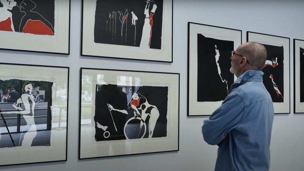 Alfonsas Andriuškevičius | 4 meno suvokimo klaidos | MO muziejus