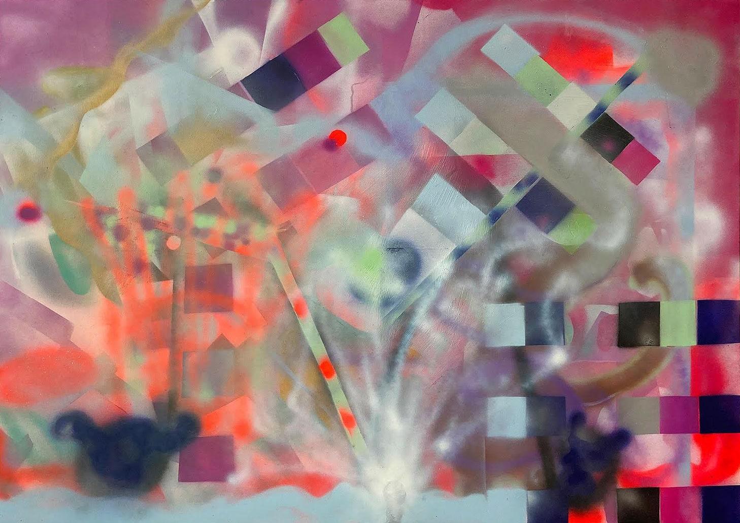 Aurelija Bulaukaitė | Jaunojo tapytojo prizas | MO muziejus
