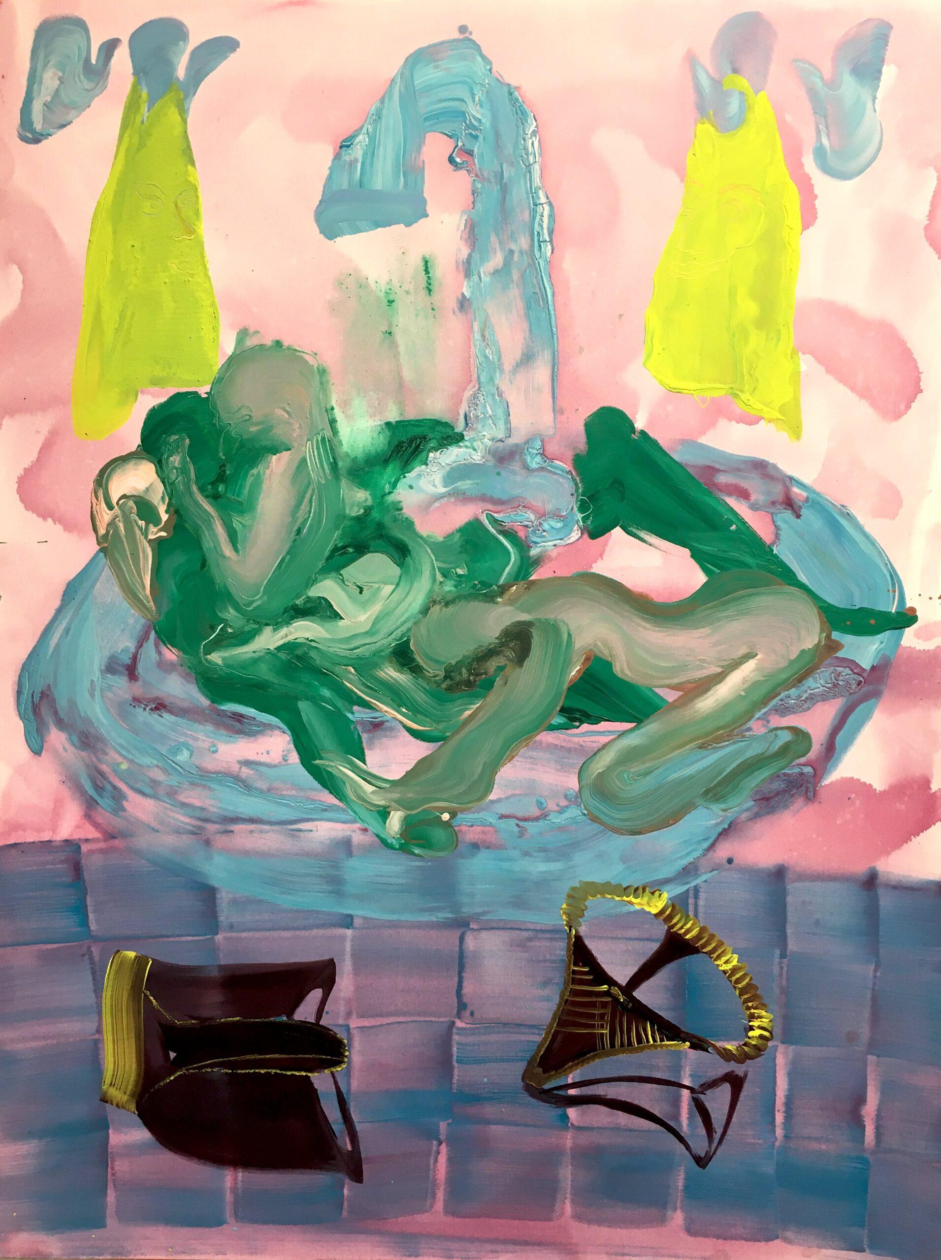Denisa Stefanigova | Jaunojo tapytojo prizas | MO muziejus