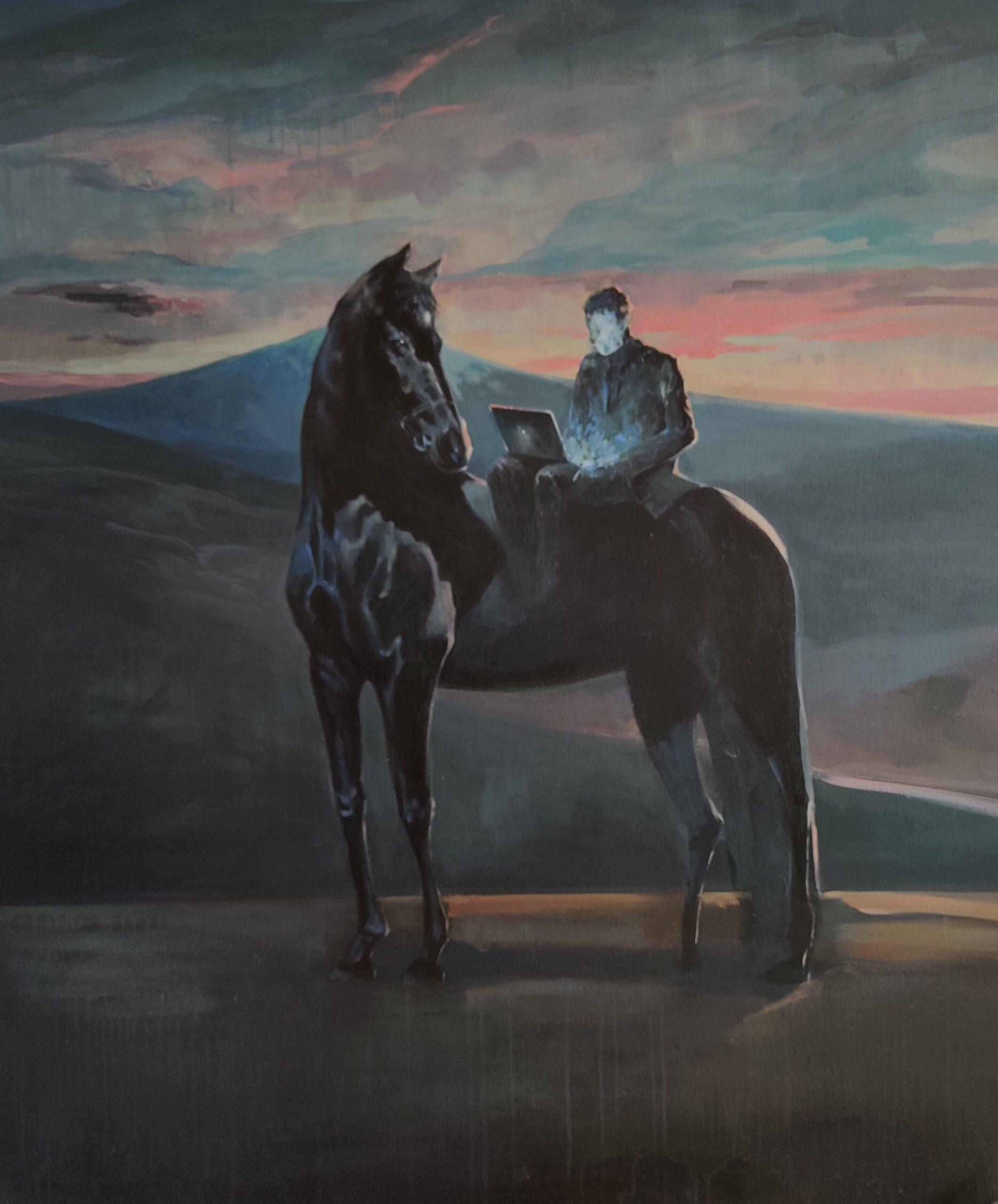 Edvinas Mikulskis | Jaunojo tapytojo prizas | MO muziejus