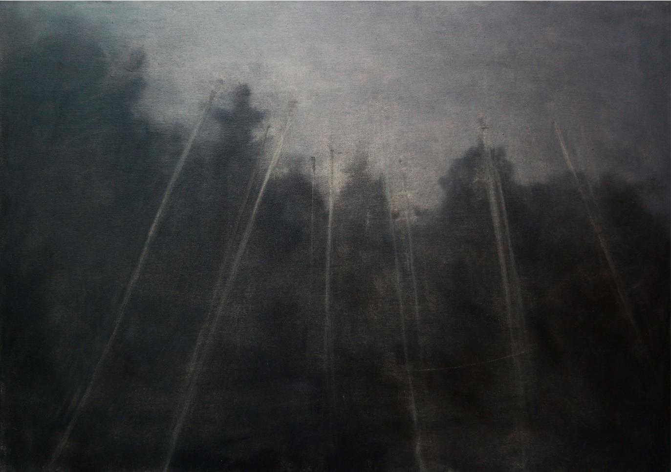 Greta Sležaitė | Jaunojo tapytojo prizas | MO muziejus