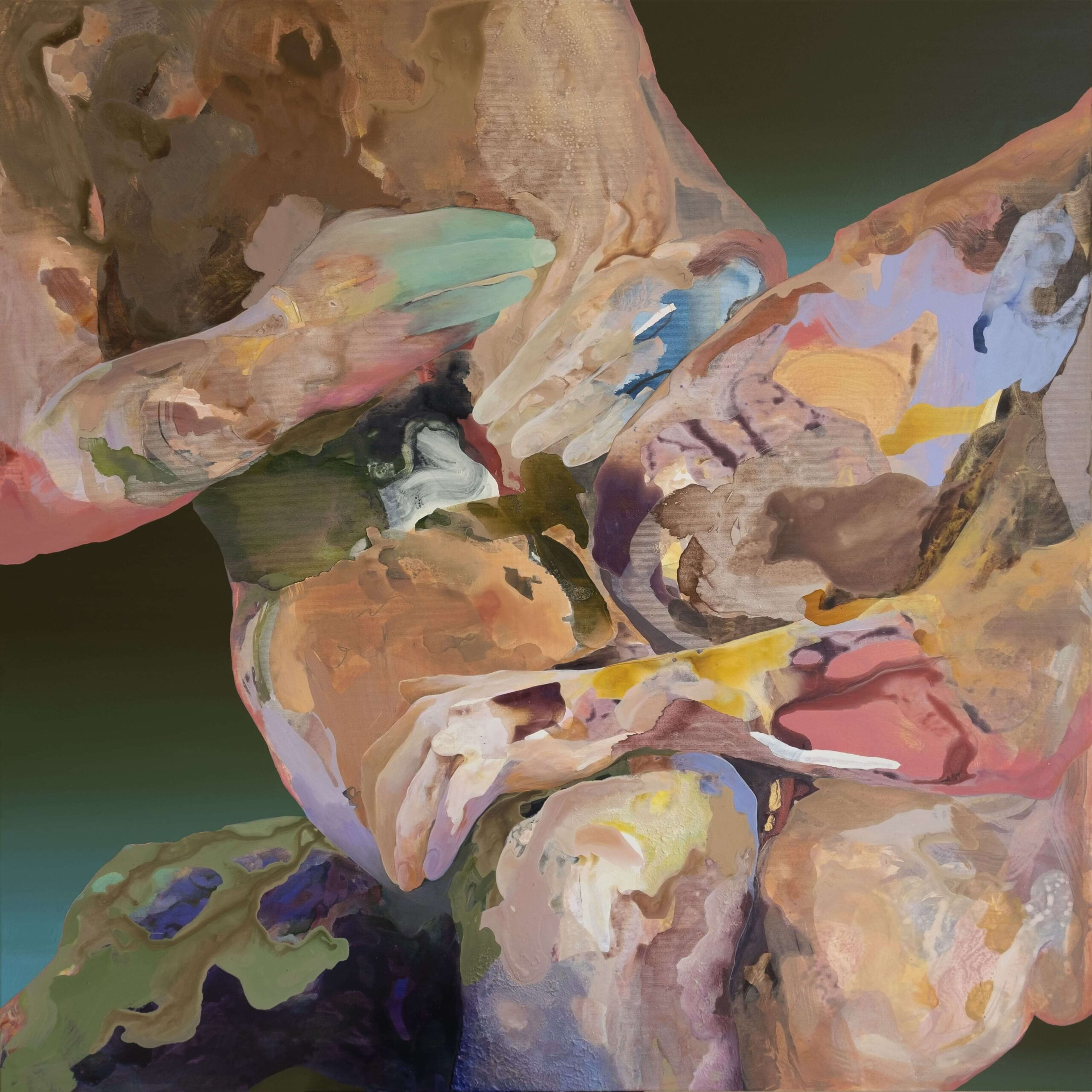 Siiri Juris | Jaunojo tapytojo prizas | MO muziejus