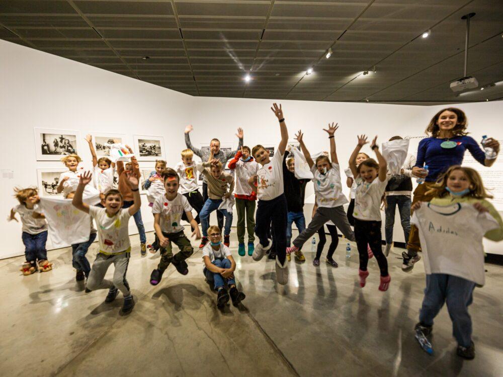 Vaikų naktis muziejuje | MO muziejus