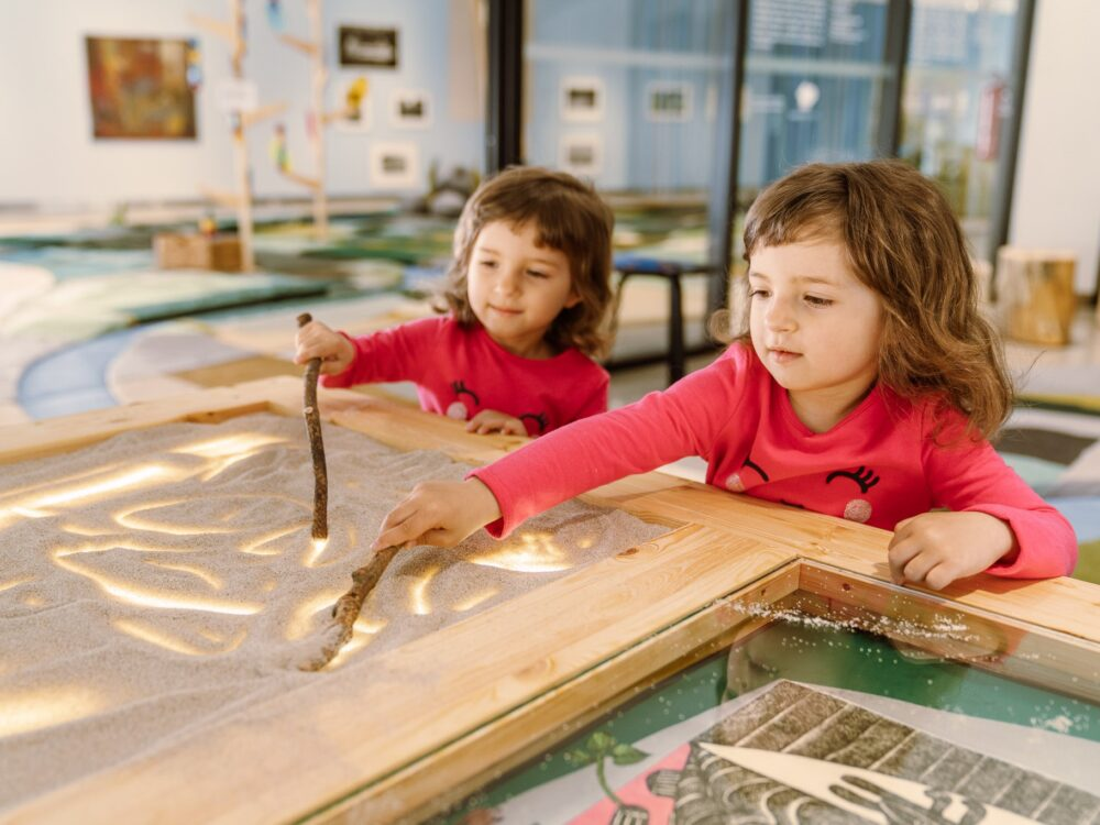Paroda vaikams | Ežeras pilnas žvaigždžių | MO muziejus