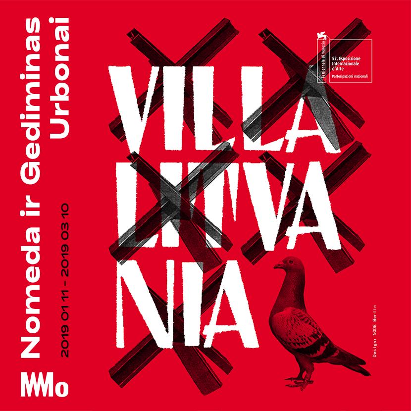 MO muziejus   paroda   Villa Lituania