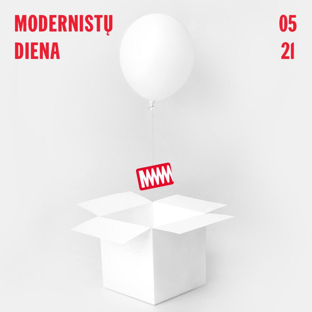 MOdernistų diena | Parodos | MO muziejus