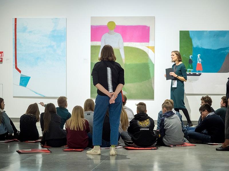 MO muziejaus | Edukacija
