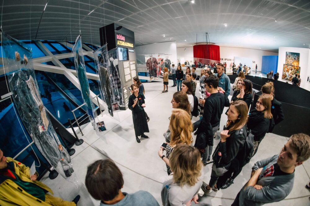 MO muziejus | ekskursijos | 90 uju DNR rusiu atsiradimas