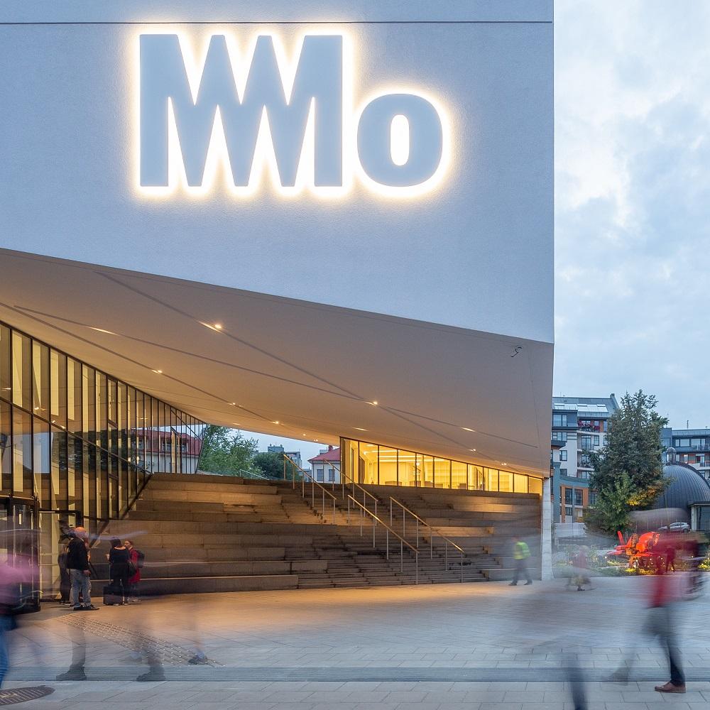 Palaikyk MO muziejų