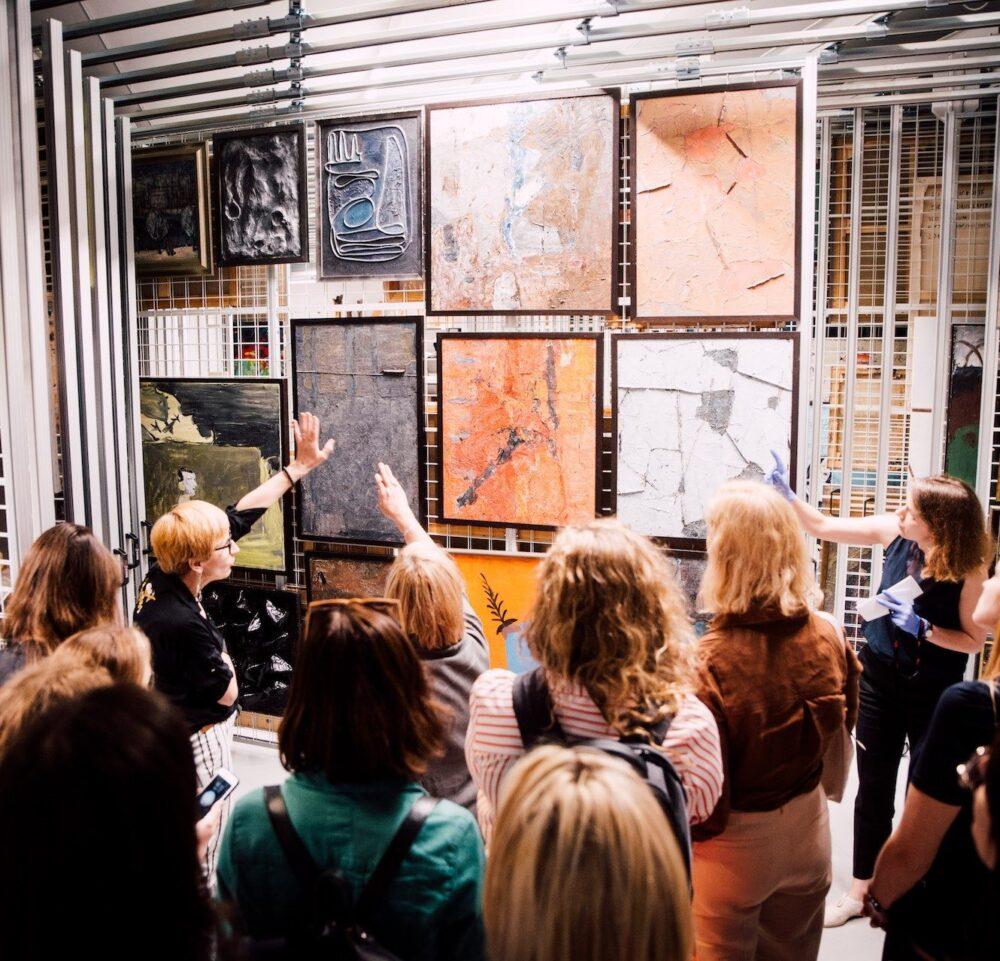 MO muzijeus | MOdernistai