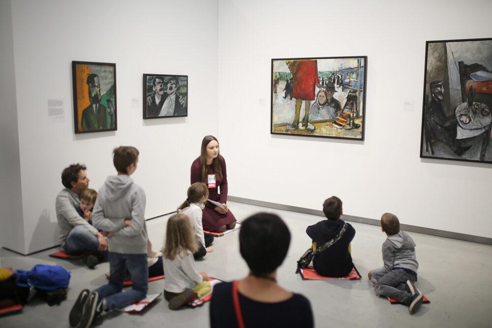 MO muziejus edukacija
