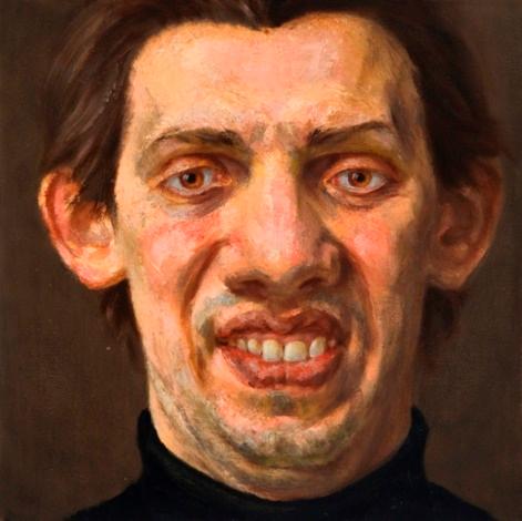 Žygimantas | augustinas | autoportretas
