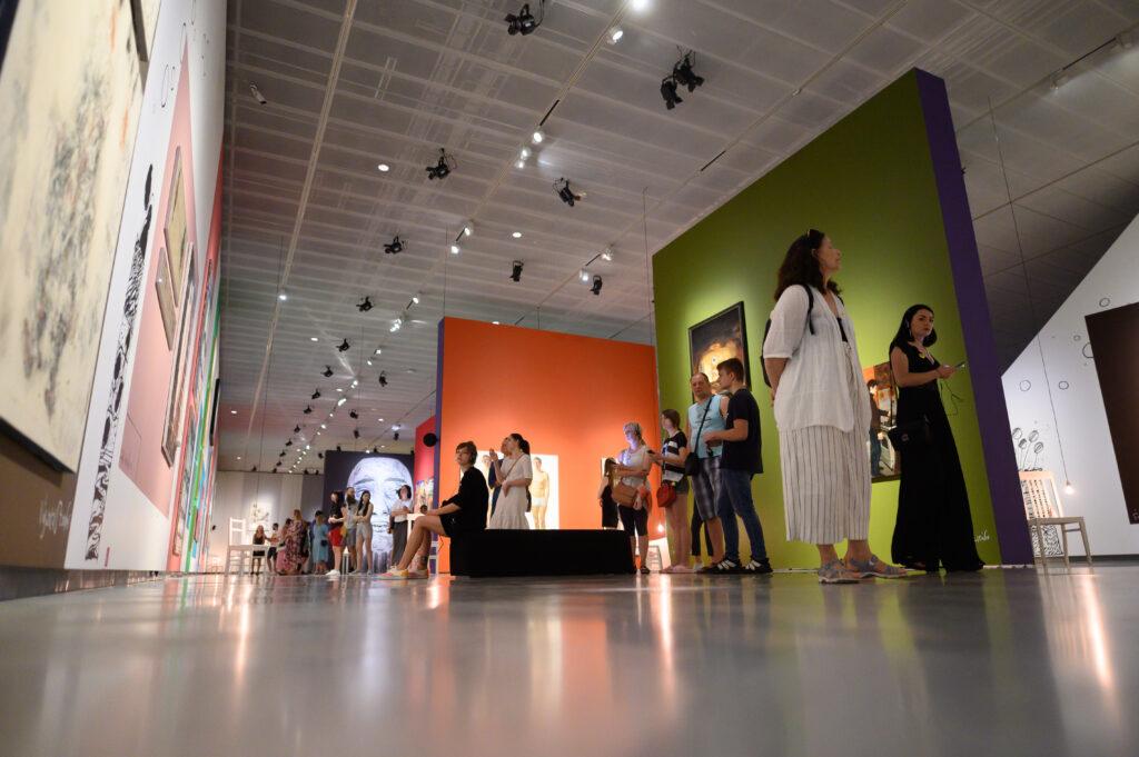 mo   muziejus   didžioji   paroda