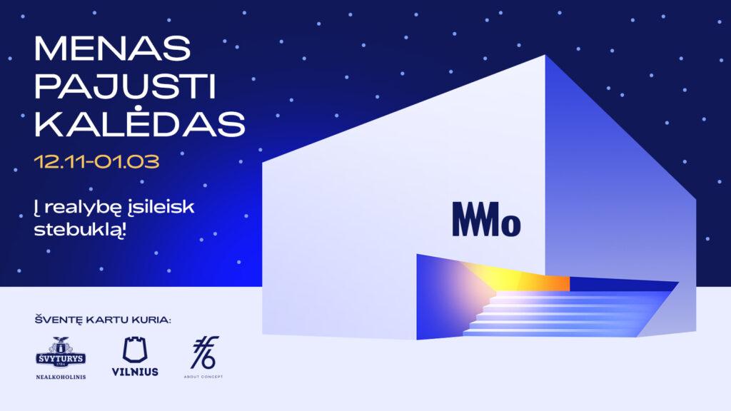 Menas pajusti Kalėdas | MO muziejus | MO Museum