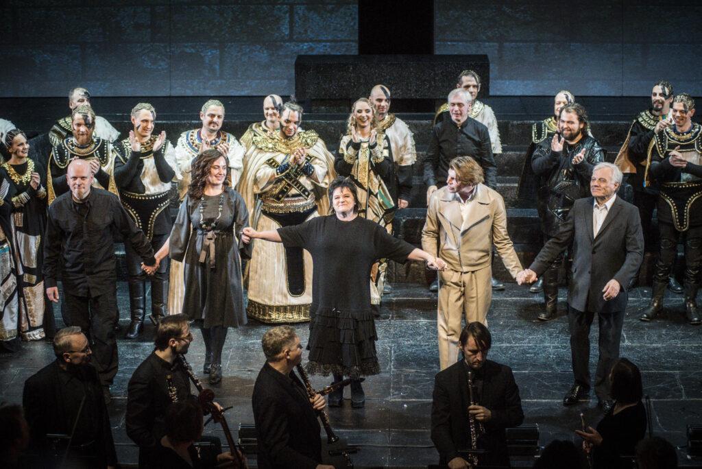 Viktorina | Iš tos operos | Samsonas ir Dalila | MO muziejus