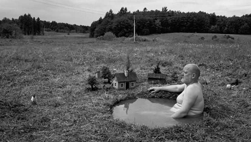 Algis Griškevičius | Poilsis tėviškės peizaže | MO kolekcija