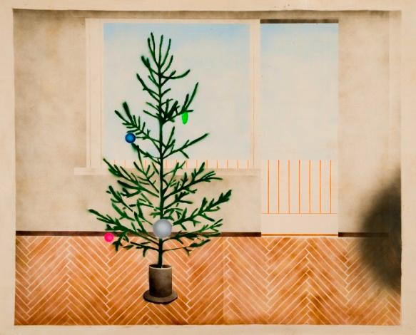 Eglė Ridikaitė | Autoportretas žiemą | MO kolekcija