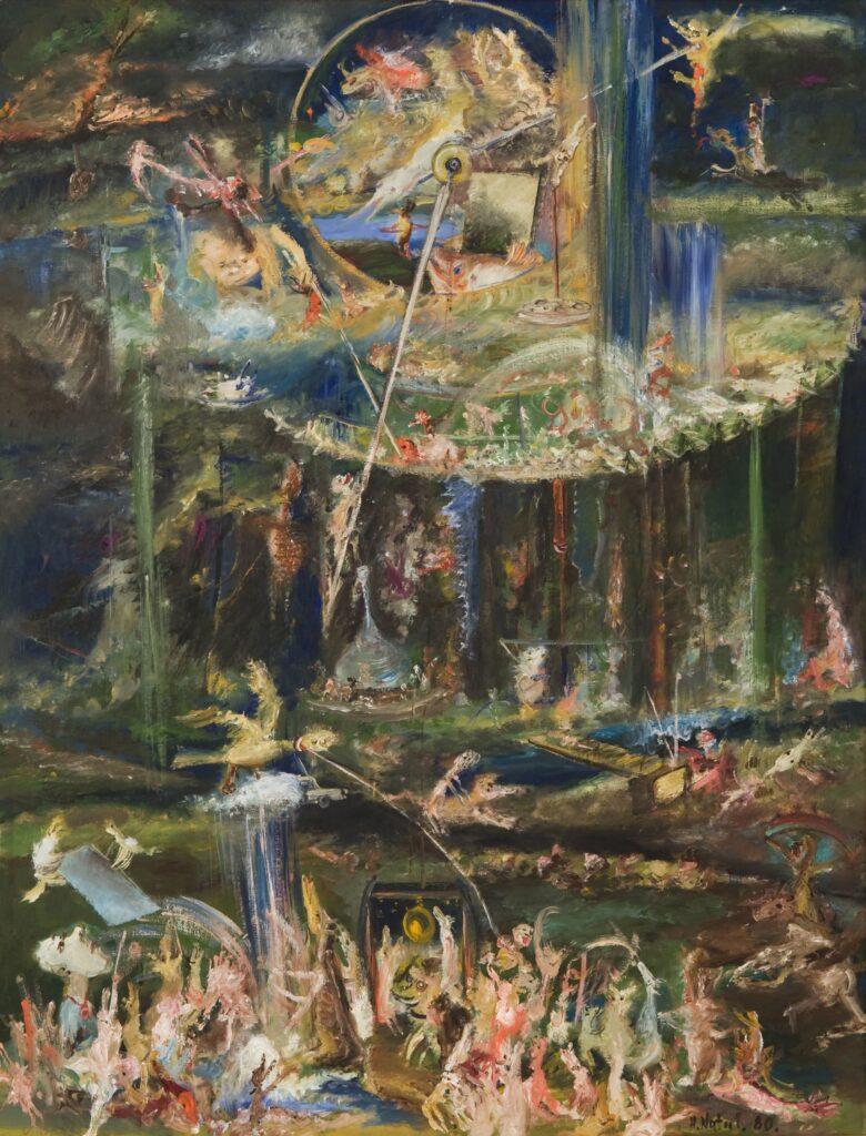 Henrikas Natalevičius | Išvyka į gamtą | MO kolekcija