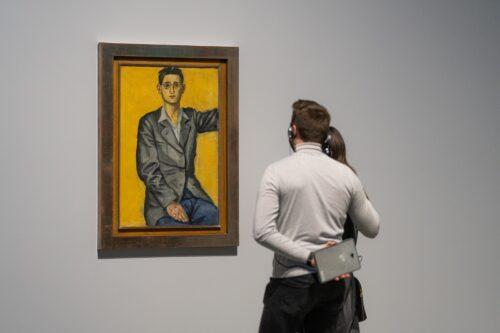 MO muziejus | paroda | Sunkus amžius