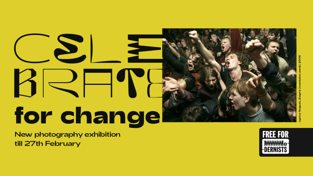 Celebrate for change | Main exhibition | MO Museum