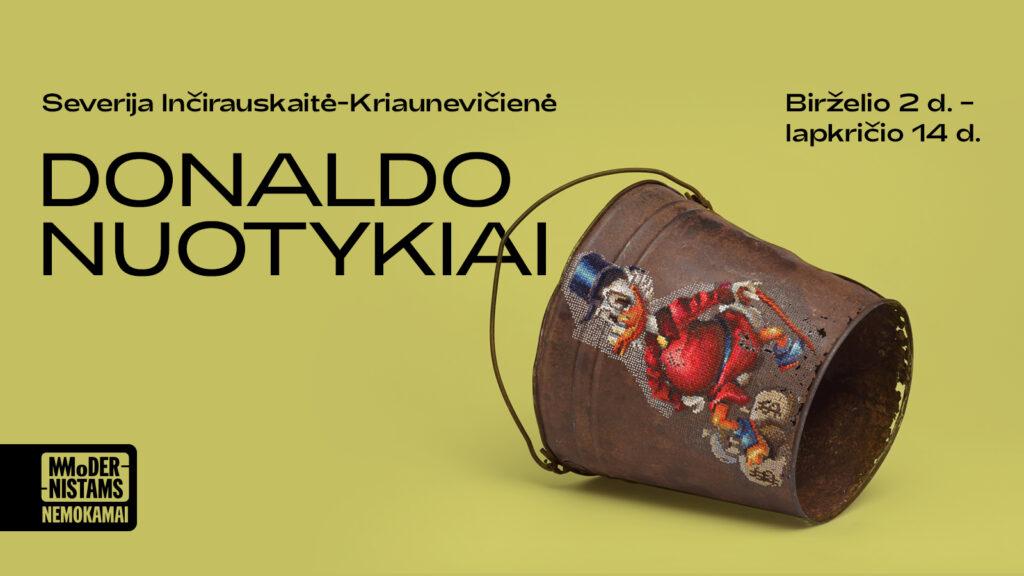 Severija Inčirauskaitė-Kriaunevičienė | DONALDO nuotykiai | MO muziejus