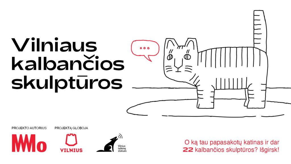 Vilniaus kalbančios skulptūros | Sezono atidarymas | MO muziejus