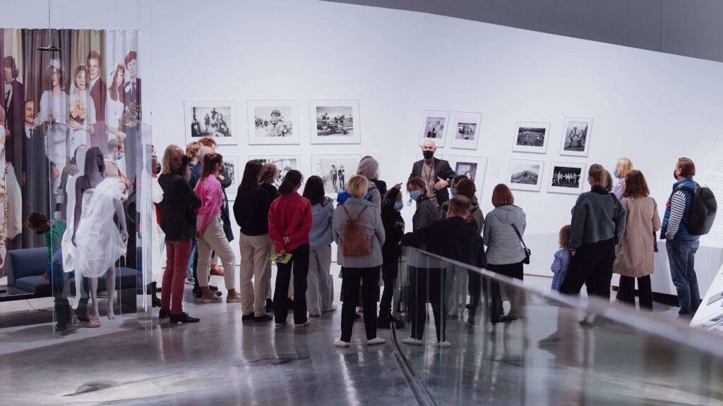 Permainų šventė   Didžioji paroda   Ekskursija MO gidu savanoriu MO muziejus