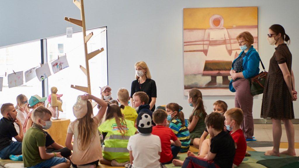 MO muziejus | Edukacija