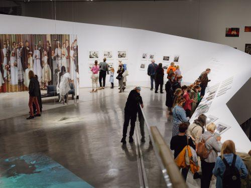 Permainų šventė   Didžioji paroda   MO muziejus
